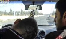 Napadení štábu ANNAnews v Sýrii. Sniper in Syria attacked journalists ANNA news