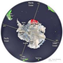 Nové Švábsko - Antarktida a Třetí říše