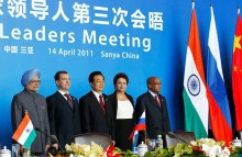 Ekonomická skupina BRICS