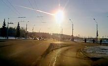 Čeljabinský meteorit 2013 Rusko