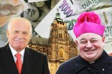 Církevní restituce, česká republika