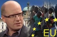 Imigranti z Afrických zemí ohrožují Evropu