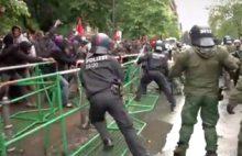 Protesty proti kapitalismu a nezaměstanosti v Německu 2013