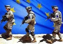 Armáda evropské unie