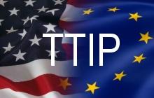 Transatlantická obchodní smlouva TTIP USA - EU, 2014
