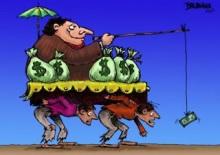 Lidstvo zotročené penězi