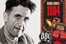 George Orwell - Totalita a propaganda