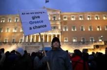 Finanční a ekonomická krize Řecka 2015