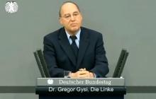 O ukrajinské krizi v německém Bundestagu