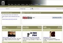 Archiv internetových stránek