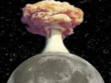 Jaderný výbuch na měsíci, projekt A119