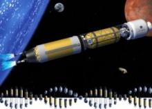 Iontový pohon pro vesmírné lety