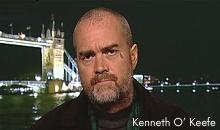 Kenneth O' Keefe o americké politice, agresi a vměšování