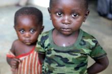 Humanitární krize a nepokoje v africkém Kongu