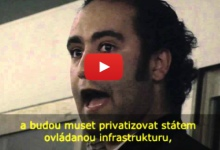Mahdi Darius Nazemroaya o MMF a ekonomických problémech Egypta