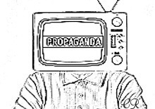 Manipulace veřejného mínění, hromadné sdělovací prostředky
