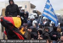 Řekové chtějí vrátit Němci ukradené cennosti za druhé světové války
