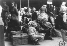 Odsun Němců z Československa v roce 1945