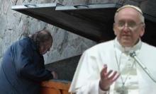 Papež František o chudobě ve světě