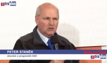 Slovenský ekonom Peter Staněk o EU, USA , Rusku a krizi na Ukrajině