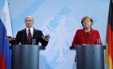 Rusko německé vztahy a zahraniční politika