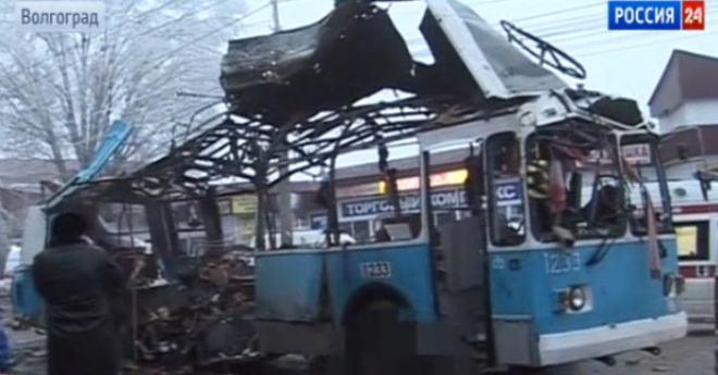 Volgograd zažil další teroristický čin. Rusko 2013, terorismus