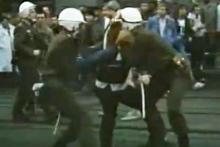 Sametová revoluce v československu 1989