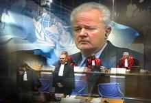 Slobodan Miloševič pře Haagským tribunálem