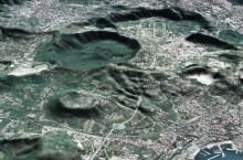 Supersopka Campi Flegrei se probouzí k životu, supervolcano