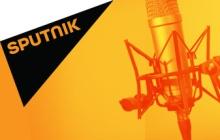 Ruská mezinárodní rozhlasová stanice Sputnik 2014