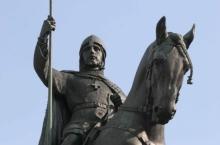 Svatý Václav, Kníže český