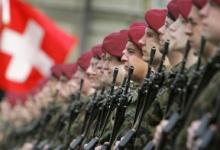 Švýcarská armáda