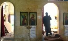 Syrští křest'ané prosí Rusko o pomoc