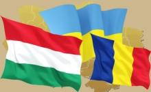 Maďarsko a Rumunsko a rozdělení Západní Ukrajiny