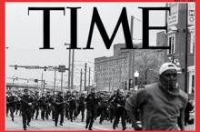 Baltimore, nepokoje v USA