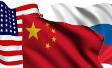 Nové rozložení sil ve světě, Rusko-Čína-USA