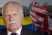 Exprezident Václav Klaus o krizi na Ukrajině
