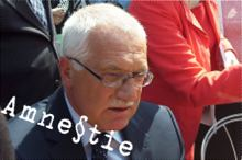 Prezidentská amnestie Václava Klause