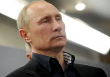 Ruský prezident Vladimír Putin a Ukrajinská krize