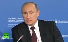Projev Vladimira Vladimiroviče Putina na konferenci Valdaj 2014