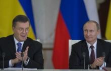 Rusko ukrajinská jednání a finanční pomoc
