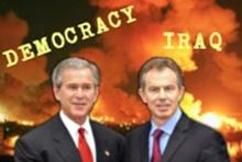 Válka v Iráku, americká agrese